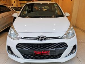 Hyundai Grand i10 Magna 1.2 VTVT Kappa Petrol (2017) in Moga
