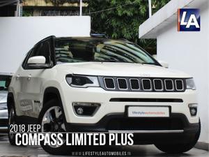 Jeep Compass Limited Plus Diesel (2018) in Durgapur