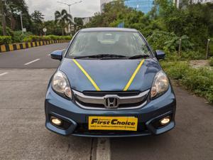 Honda Amaze VX MT Petrol (2016) in Mumbai