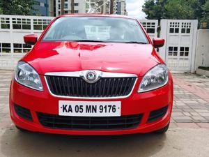 Skoda Rapid Ambition 1.5 TDI CR MT Plus (2013) in Bangalore