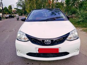 Toyota Etios Liva VXD Dual Tone (2016) in Lucknow