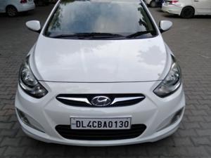Hyundai Verna Fluidic 1.6 CRDI SX (2013) in New Delhi