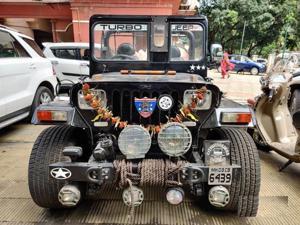 Mahindra Jeep CJ 340 (2000) in Mumbai