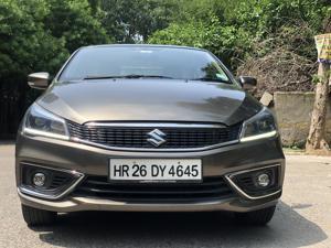 Maruti Suzuki Ciaz Alpha 1.3 Hybrid (2019)