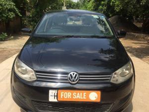 Volkswagen Polo Comfortline 1.2L (P) (2012)