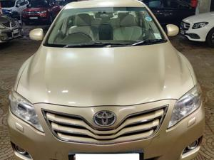 Toyota Camry W2 (AT) (2010)