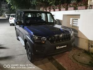 Mahindra Scorpio S7 120 2WD (2017) in Indore