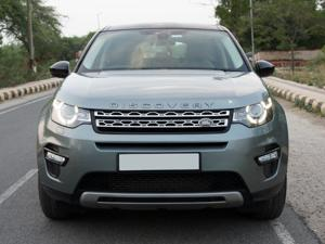 Land Rover Discovery Sport HSE (2015)