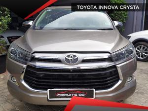 Toyota Innova Crysta 2.8 ZX AT 7 Str (2019)