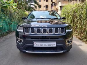 Jeep Compass Limited (O) 1.4 Petrol AT