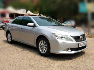 Toyota Camry 2.5L Automatic (2013)