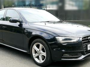 Audi A4 2.0 TDI Sline (2013)