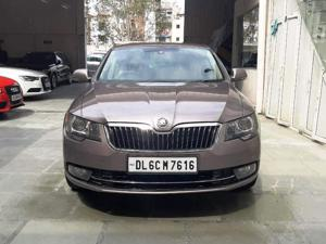 Skoda Superb 1.8 TSI AT (2014)