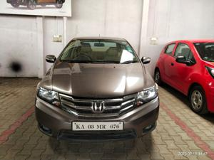 Honda City 1.5 V MT (2012)