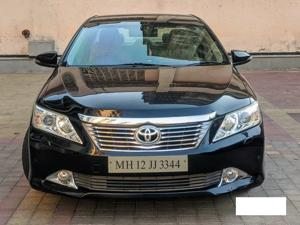 Toyota Camry W4 (AT) (2012)