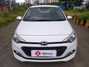 Hyundai Elite i20 1.2 Kappa VTVT Sportz Petrol (2016) in Pune