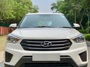 Hyundai Creta 1.6 E Petrol (2017) in Noida
