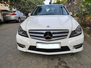 Mercedes Benz C Class Grand Edition CDI (2013) in Hyderabad