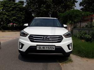 Hyundai Creta SX+ 1.6 U2 VGT CRDI AT (2016) in Noida