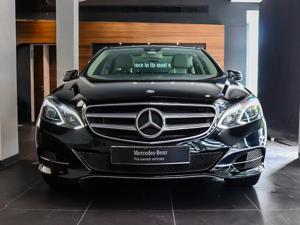 Mercedes Benz E Class E 200 Edition E (2016)