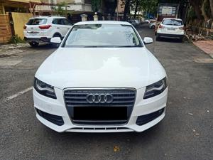 Audi A4 2.0 TDI Multitronic Premium (2012) in Mumbai