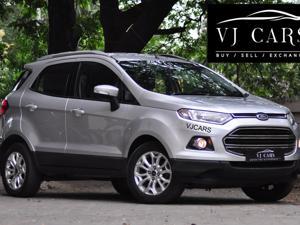 Ford EcoSport 1.5 TDCi Titanium(O) MT Diesel (2016) in Chennai