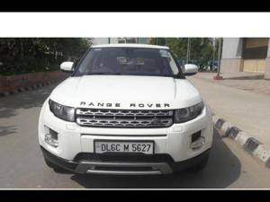 Land Rover Range Rover Evoque Pure SD4 (2013) in Sonipat