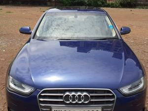 Audi A4 2.0 TDI Multitronic (2014) in Mumbai