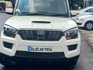 Mahindra Scorpio S6 Plus Intelli-Hybrid (2017) in Faridabad