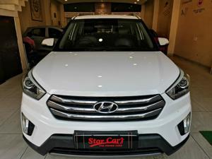 Hyundai Creta SX+ 1.6 CRDI VGT (2017) in Khanna