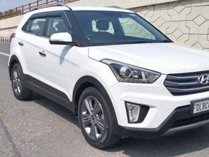 Hyundai Creta SX Plus 1.6 AT CRDI (2017)