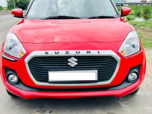Maruti Suzuki Swift VXi AMT (2018) in Chennai