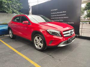 Mercedes Benz GLA Class GLA200CDI Sport (2014) in East Godavari
