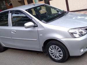 Toyota Etios D 4D GD (2018) in Noida