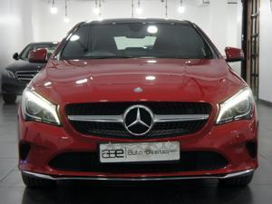 Mercedes Benz CLA Class 200 CDI Sport (2017)
