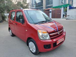 Maruti Suzuki Wagon R LXI (2008)