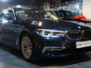 BMW 5 Series 520d Luxury Line (2018) in Kanpur