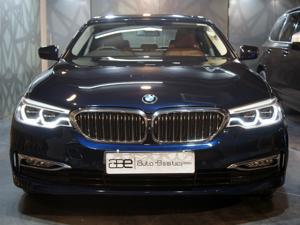 BMW 5 Series 520d Luxury Line (2018)