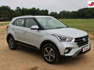 Hyundai Creta 1.6 SX Plus AT Petrol (2018)