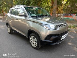 Mahindra KUV100 K6 G 5 STR (2016)