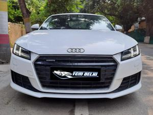 Audi TT 45 TFSI Coupe (2017) in Indore