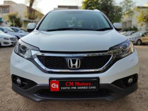 Honda CR V 2.4 AT (2015) in Ahmedabad