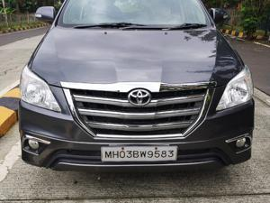 Toyota Innova 2.5 VX 7 STR BS IV (2015) in Mumbai