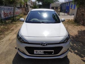 Hyundai Elite i20 1.2 Kappa VTVT Sportz Petrol (2017) in Sikar