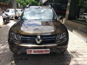 Renault Duster RXS Petrol 106PS CVT (2018)
