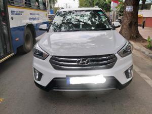 Hyundai Creta SX 1.6 CRDI VGT (2015)