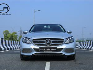 Mercedes Benz C Class C 200 Avantgarde (2016) in Ambala