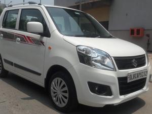 Maruti Suzuki Wagon R 1.0 Vxi AMT (O) (2017) in Gurgaon