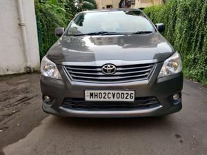 Toyota Innova 2.0 G4 (2012) in Mumbai