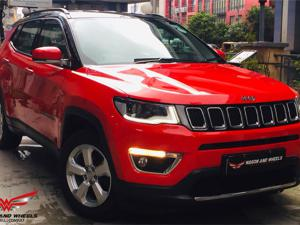 Jeep Compass Limited (O) 1.4 Petrol AT (2018) in Kharagpur